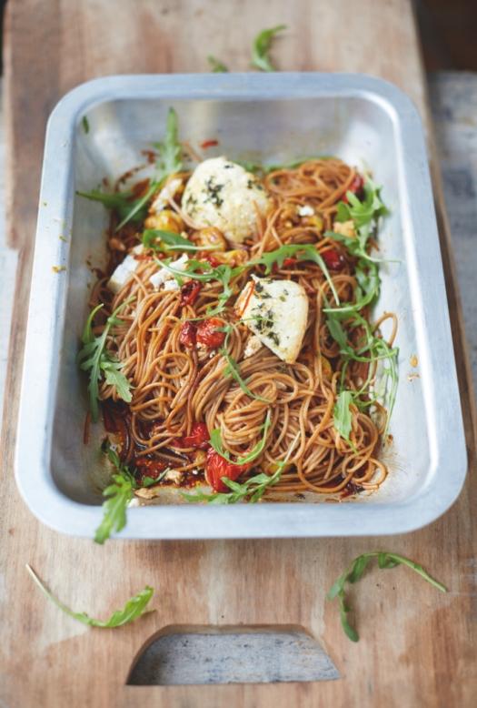 spelt-spaghetti