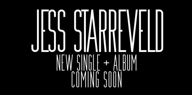 WEB BANNER_JESS STARREVELD NEW ALBUM